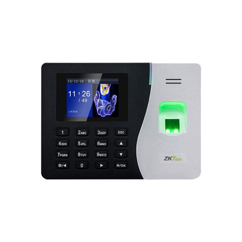 ZKTeco/熵基科技考勤机D260 密码+指纹识别